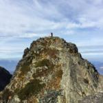 arêtes de la Dent du Loup - alpinisme