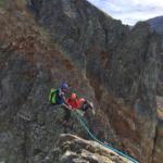cordée alpinisme - arêtes de la Bruyère