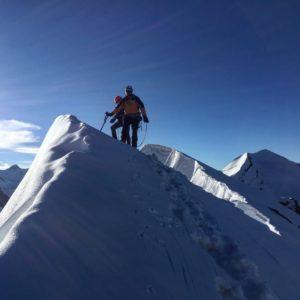 Une virée à 4 000 m - Le Breithorn, Virée Verticale