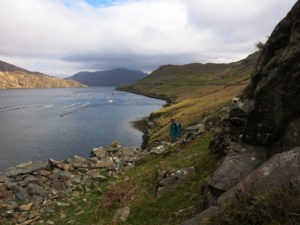 Randonner en Irlande, Virée Verticale