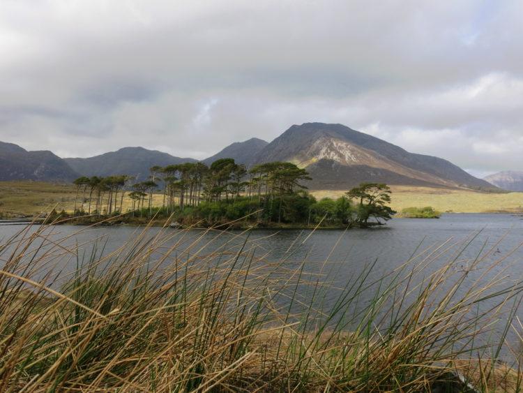 Derryclare, paysage magique du Connemara, Virée Verticale