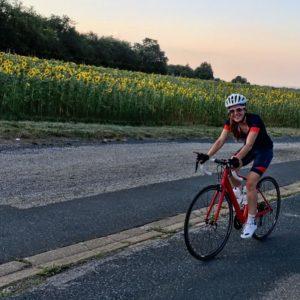 Sortie vélo dans les Monts d'Or, Virée Verticale