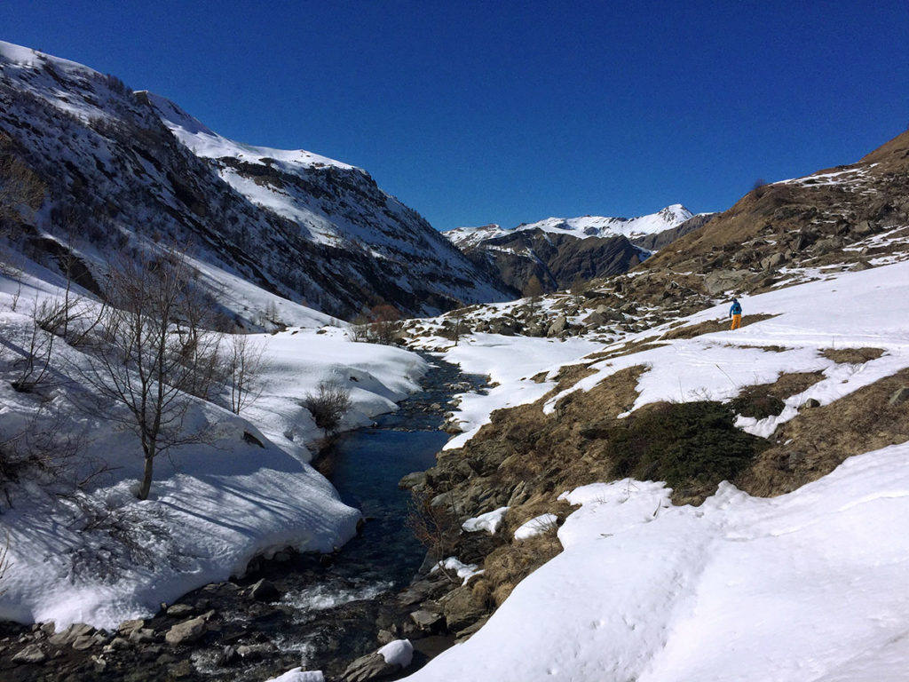 Le Drac, rivière qui sillonne les Hautes Alpes et le Champsaur, Virée Verticale